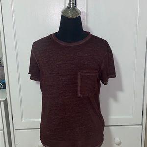 Abercrombie & Fitch Super Dye Pocket T-Shirt